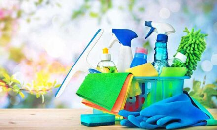Toxic Cleaning Products and How They Affect Your Health